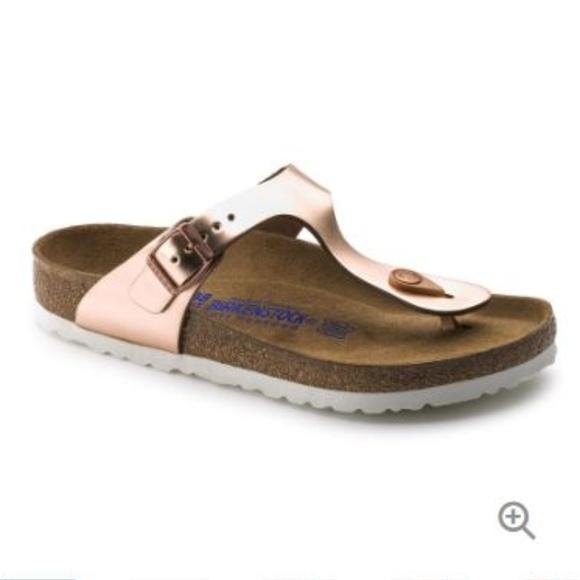 ac12047f055 BIRKENSTOCK Gizeh Soft Footbed Sandal